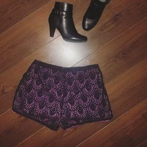 Beautiful Lace Short